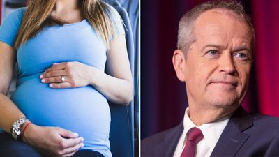 Labor's super boost for pregnant women