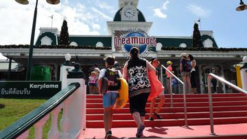 Dreamworld won't change its name.