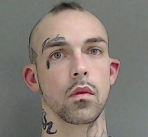 Nicholas Brent Gibson allegedly confessed to seven murders when he was arrested.