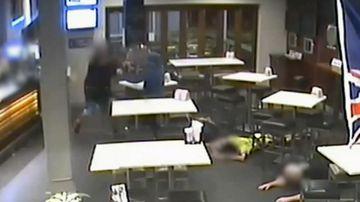 The Aussie heroes taking on alleged gunmen