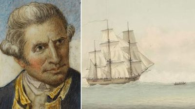 New discovery in the search for James Cook's ship