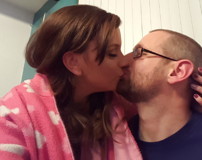 Jade and Lee Parker cancer marriage