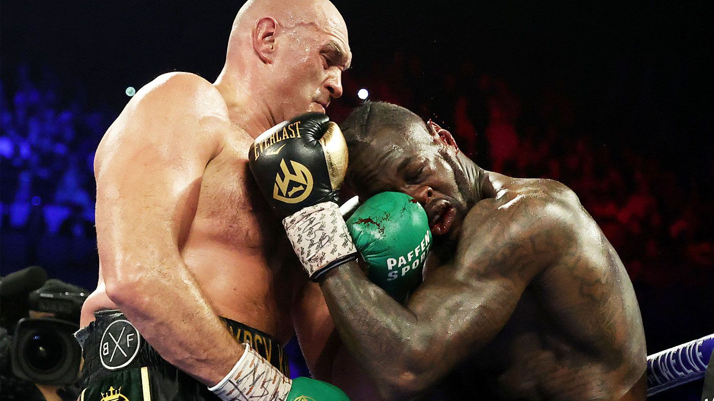 Deontay Wilder confirms plans to exercise Tyson Fury rematch clause as he blames pre-fight costume for loss