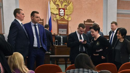 Russian Supreme Court bans Jehovah's Witnesses over 'extremist activity'