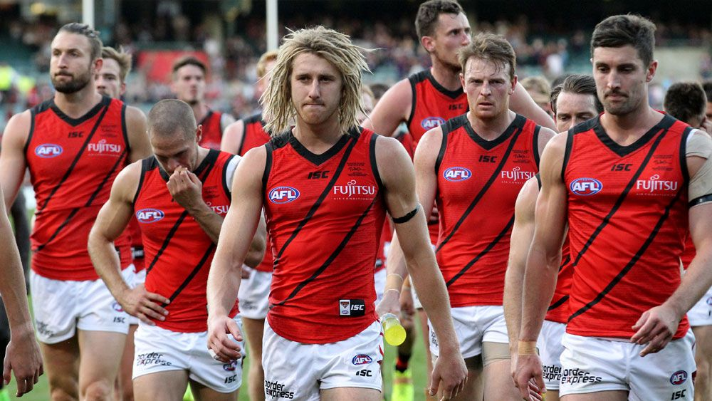 Essendon Bombers.