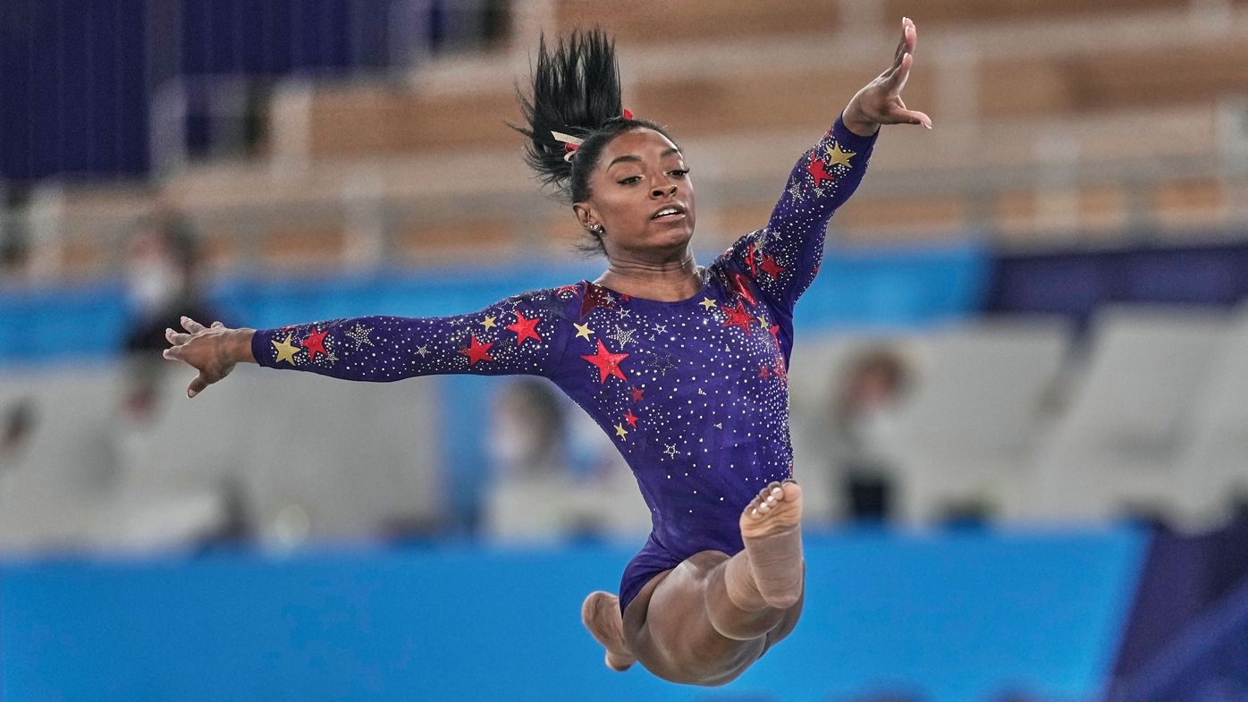 Simone Biles makes sad admission in touching thank you for support after shock Olympics withdrawal