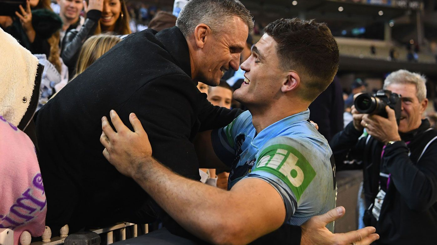 Ivan and Nathan Cleary