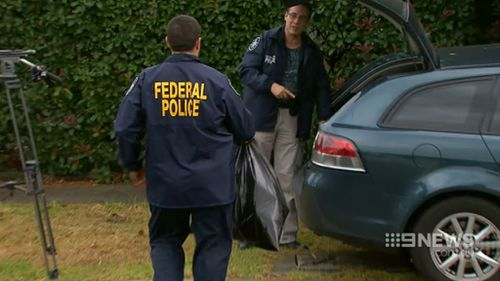 A number of teenagers remain in custody. (9NEWS)