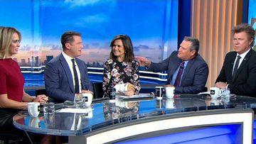 TODAY show get in heated debate about Australian Ninja Warrior
