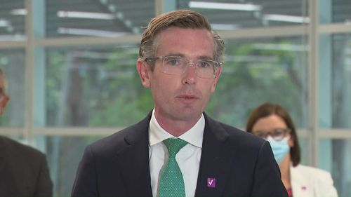Dominic Perrottet, the new NSW Premier.