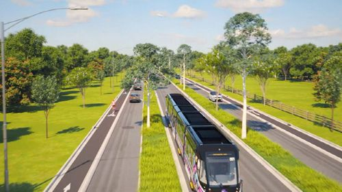 Trackless trams could be coming to Liverpool.