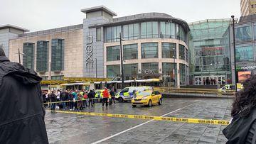 Manchester mall stabbing 2