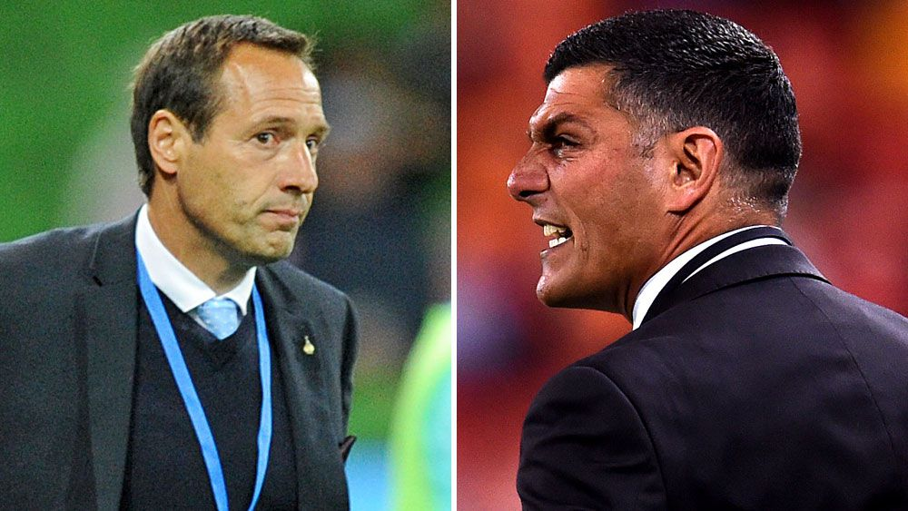 Van 't Schip to Aloisi: stop whinging like a baby