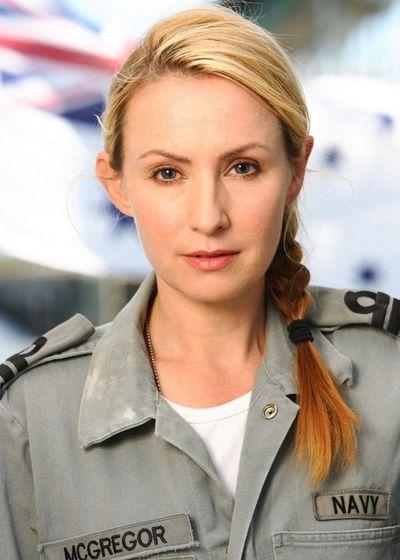 Lisa McCune as Lieutenant Kate McGregor