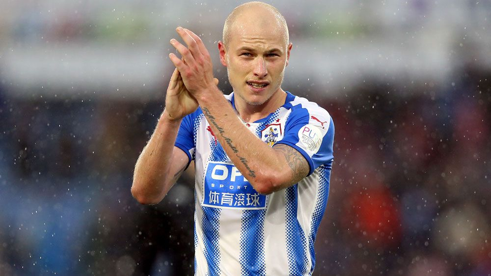 Socceroo Aaron Mooy to meet young Huddersfield Town fan after sweet letter