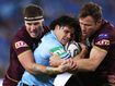 Live blog: Blues hit back after Maroons' flying start