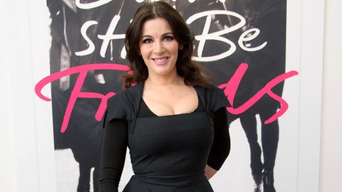 Greedy No More Nigella Lawson Shows Off Dramatic Weight Loss