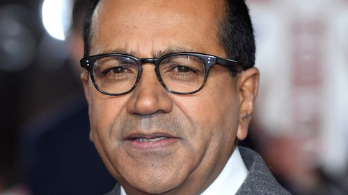 Martin Bashir attends the Pride Of Britain Awards 2019 at The Grosvenor House Hotel on October 28, 2019 in London