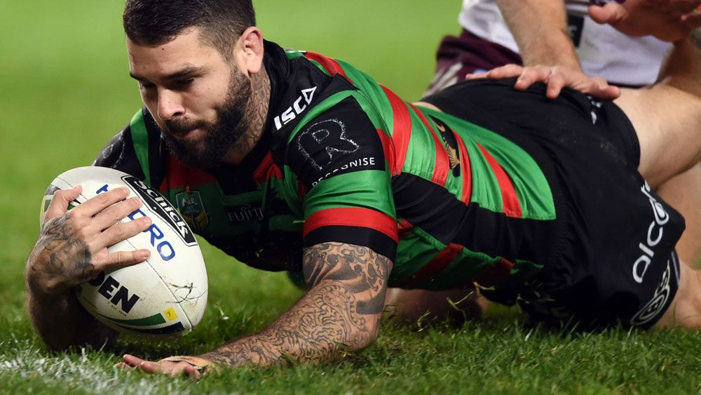 Adam Reynolds will be with Souths until 2021. (AAP)