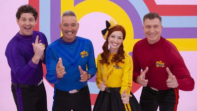 The Wiggles will also headline a concert for the drive-in concert.
