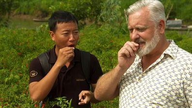 Ian Dicko Dickson Getaway Cambodia