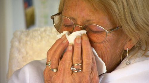 The flu shot will be four times stronger for elderly people this winter. (9NEWS)
