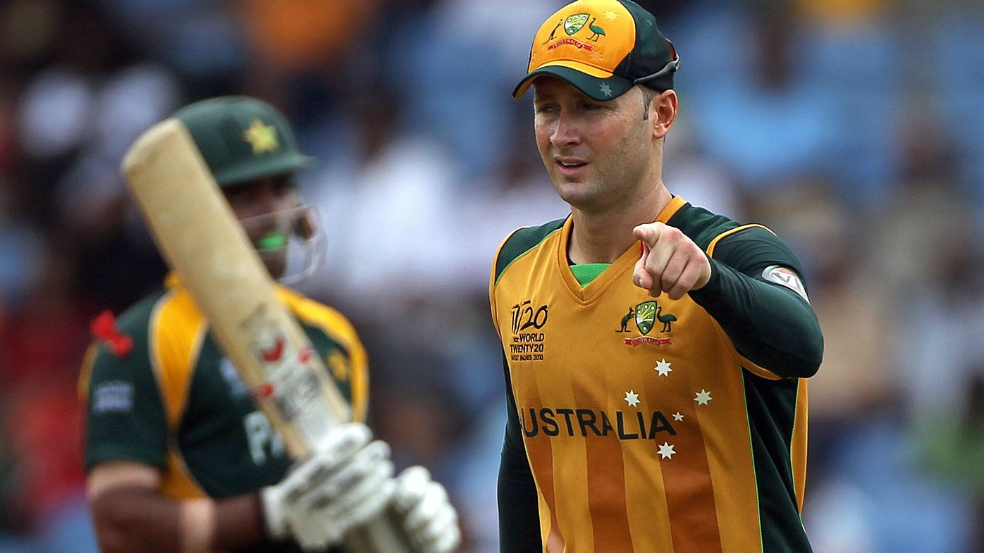 Aussies eyeing T20 feat not achieved since Michael Clarke led team in 2010
