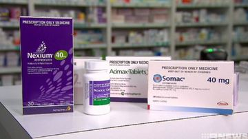 New research uncovers link between heartburn tablets and stomach cancer