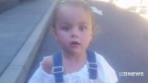 A coroner is investigating the death of three-year-old Indy Lee Henderson.