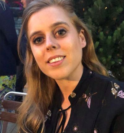 Unseen photo of Princess Beatrice on her 30th birthday, 2018