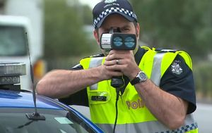 Two learner drivers caught speeding at more than 90km/h over limit in separate incidents