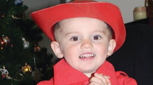 Police have not given up hope of finding William. Picture: Supplied