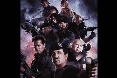 """<i>The Expendables 2</i> was what it was, an all-star cast of action heroes doing what they do best: beating each other to a pulp. Sure, the plot was laughable, but the explosions were big, and the thrills were bigger. The sequel promises more of the same, beefier roles for Bruce Willis and Arnold Schwarzenegger, and the addition of Chuck Norris, Liam Hemsworth and Jean-Claude Van Damme... What more could you want?<br/><br/><b><a target=""""_blank"""" href=""""http://yourmovies.com.au/movie/43565/the-expendables-2"""">*Vote for this movie on MovieBuzz</a></b>"""