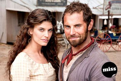 Unfortunately, setting your TV drama back in the bad ol' days isn't a surefire recipe for success, as the makers of (the admittedly pretty cheesy) <i>Wild Boys</i> found out. Despite the bushranger action and romantic sparks between leads Daniel MacPherson and Zoe Ventura (who became a real-life couple), its ratings dropped every week till Seven eventually canned it.