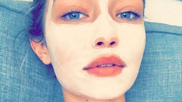 Gigi Hadid has perfect skin - and now we know why.