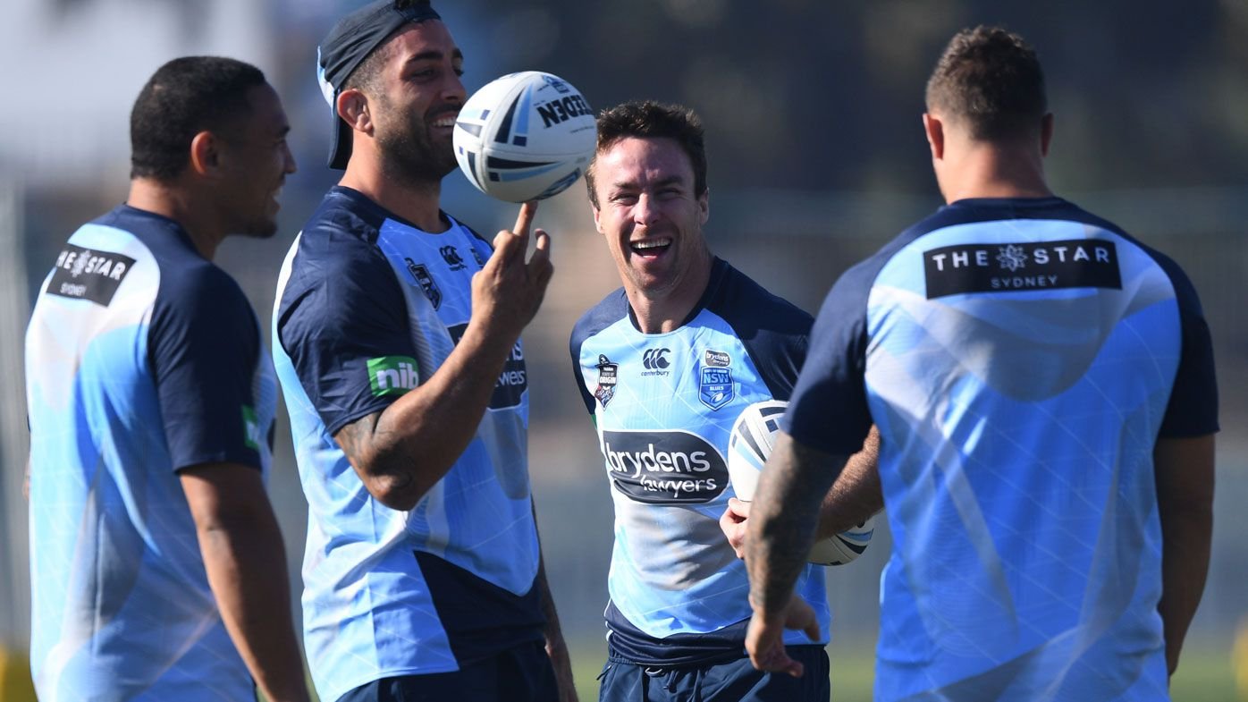 Baby Blues add much needed enthusiasm: Fittler