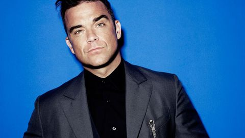 Exclusive: Stream Robbie Williams' new album!