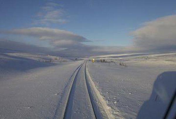Nordlandsbanen Train Journey