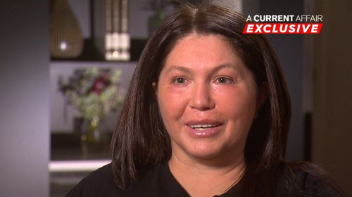 Gangland widow Roberta Williams has been part of an explosive interview on A Current Affair.