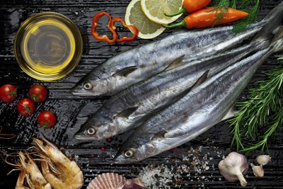 <strong>...oily fish.</strong>
