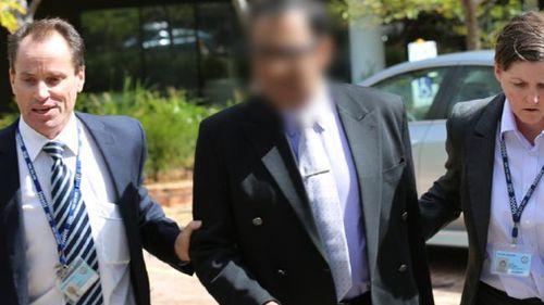 Senior executive Bryan Pereira jailed over million-dollar 'Coke slush fund'