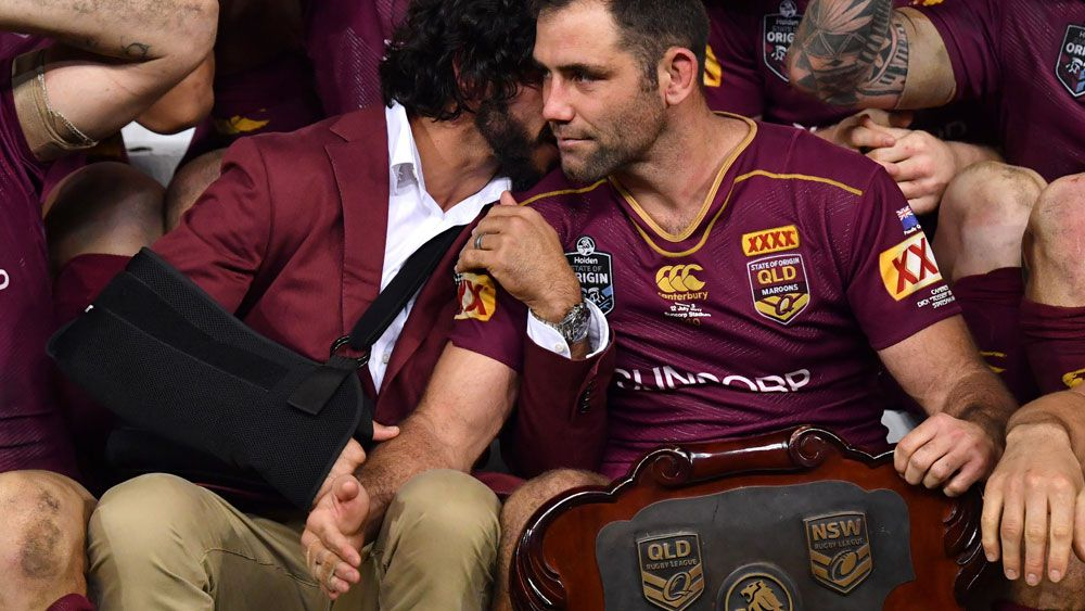 State of Origin: NSW Blues coach Laurie Daley declares Cameron Smith league's greatest hooker