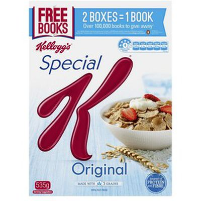 <strong>4. Special K</strong>