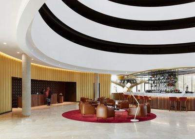 Canberra Airport Hotel by Bates Smart