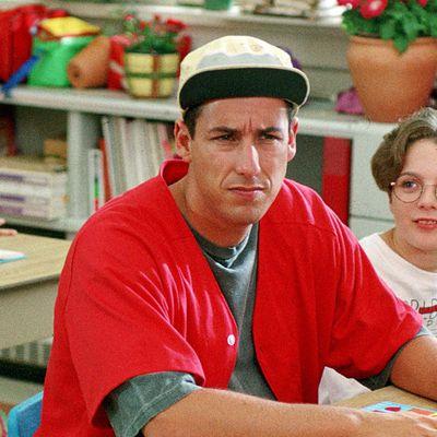 Adam Sandler as Billy Madison: Then