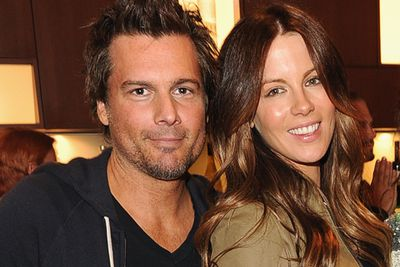 "<b>Kate Beckinsale</b> is a fan of new technology. Video technology, that is. The actress once revealed that when filming on location, she likes to put on a show for hubby, director <b>Len Wiseman</b>. ""We use webcams while we're apart. He gives me orders as to what outfit I should wear…"" Experimental one, aren't you Kate!"