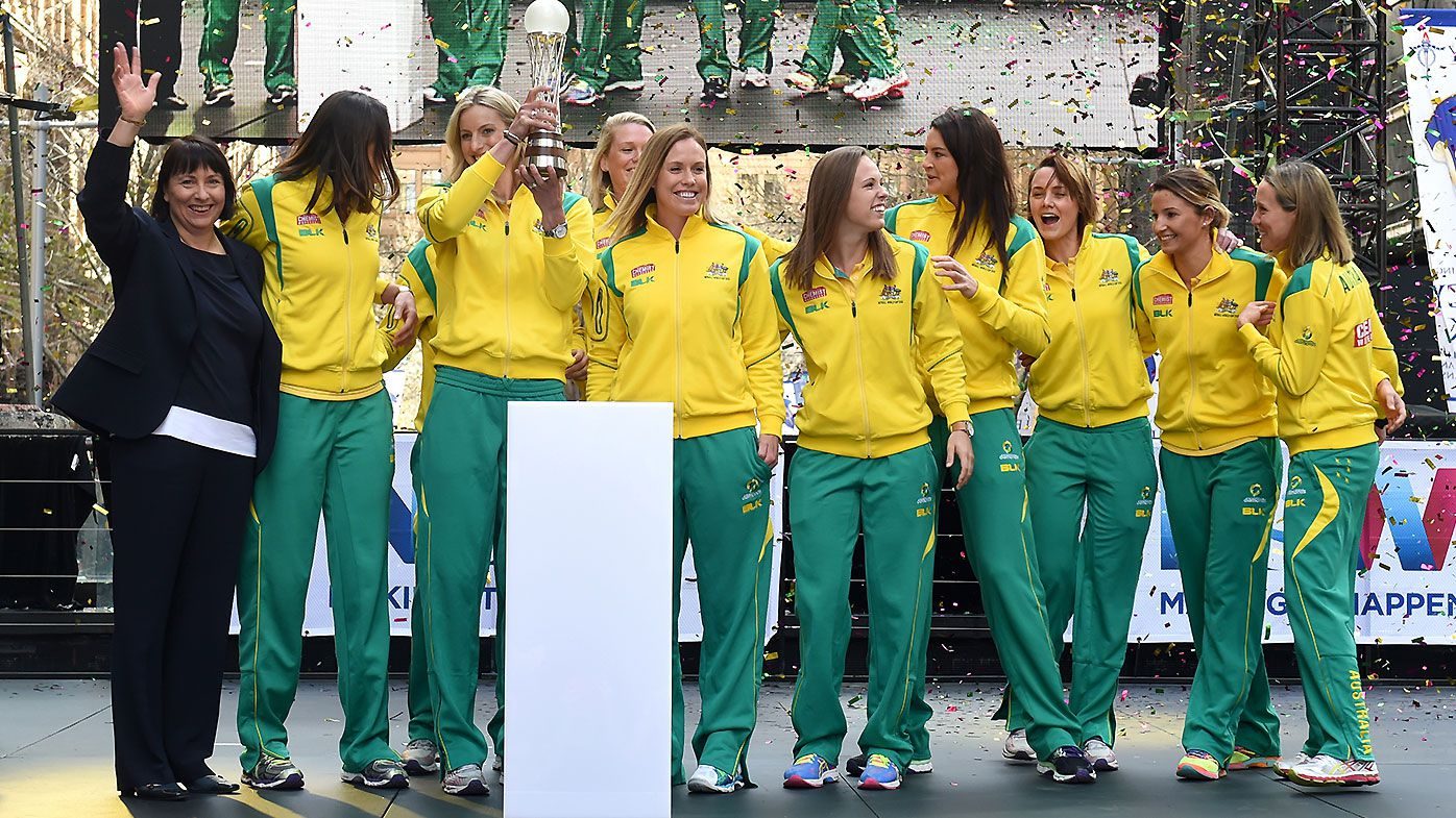 Nine secures exclusive rights to 2019 Netball World Cup