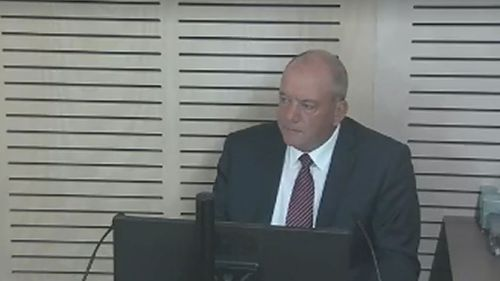 Former NSW MP Daryl Maguire fronts ICAC.