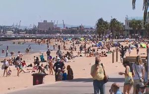 Heatwave warning for several states while rain and showers to hit other areas