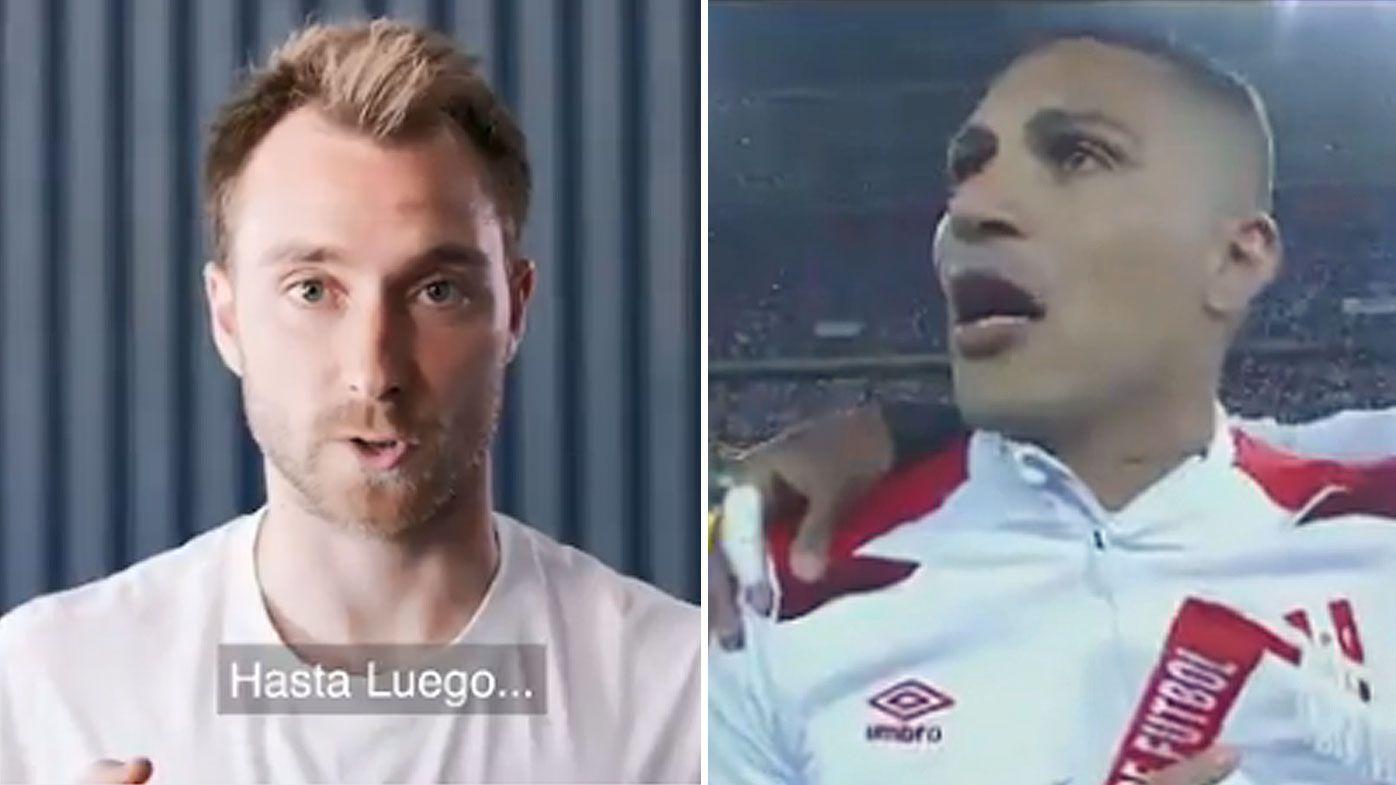 Denmark vs Peru